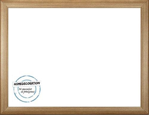 Panama Holzwerkstoff 99 x 169 cm Größenwahl in 51 Farben 169 x 99 cm hier: Nussbaum Hell Dekor mit Acrylglas Antireflex 2 mm -