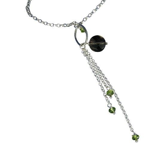 Jane-Davis-Damen-Halskette-Sterling-Silber-925-JDJBS018