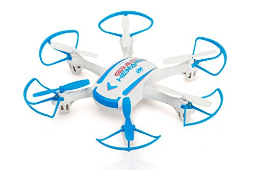 LRP Electronic 220711 -  Gravit Hexa Micro Multicopter 2.4GHz