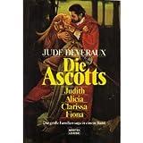 Die Ascotts: Vier Romane in einem Band