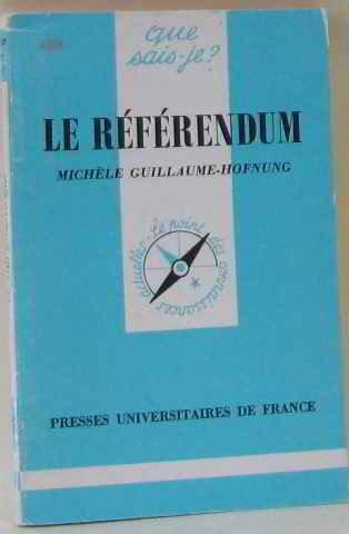 Le Référendum