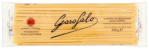 Garofalo Spaghetti Alla Chitarra (Pack of 4)