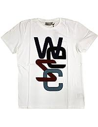 WeSC Overlay No 2 T-Shirt White