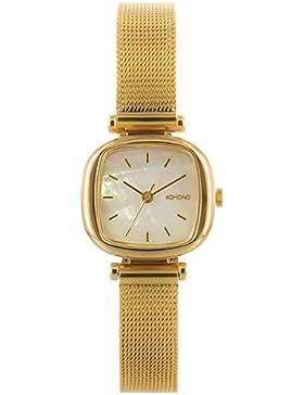 Komono Moneypenny Royale Damen Armbanduhr KOM-W1245