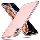 Eono Essentials iPhone Xs Max Hülle, ESR Slim Black Stoßfeste Hart-TPU Schutzhülle [Schlanker und wirksamer Schutz] für das iPhone Xs Max, Rose Gold