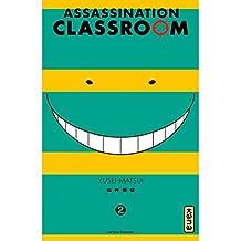 Assassination classroom - Tome 2