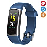 moreFit Solo Kids Fitness Tracker Watch, Waterproof Smart Fitness Activity Tracker Pedometer Watch