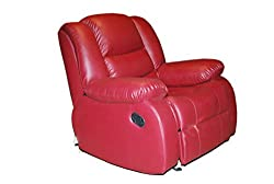 Innovate Recliner & Sofa India Style 206-Rocking & Rotating Recliner