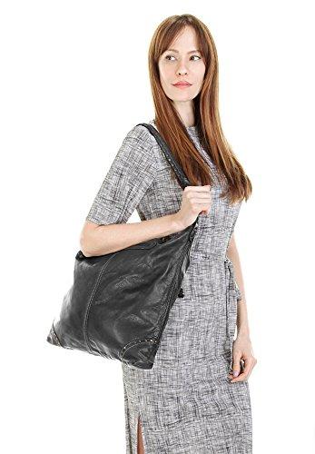 Samantha Look Sac shopping. noir