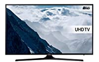 Samsung 60-Inch Flat Ultra HD Smart 4K Television