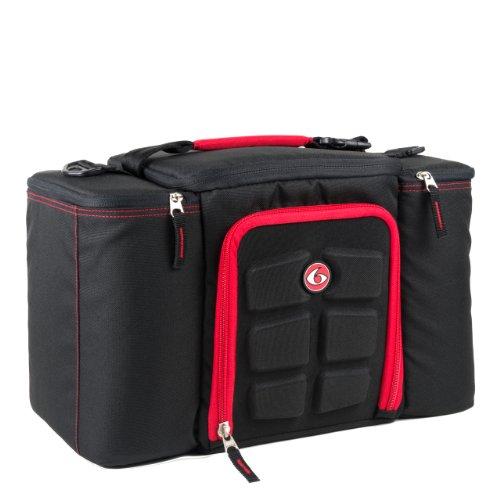 Preisvergleich Produktbild 6 PACK BAG INNOVATOR 300 - BLACK / RED MEAL MANAGEMENT