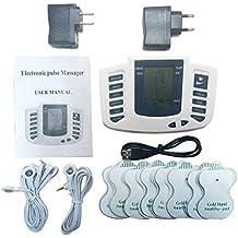 Electrodos Para Tens Gimnasia Pasiva TENS Masajeador Estimulador De Pulsos ElectroestimulacióN Con Electrodos Fisioterapia Para El