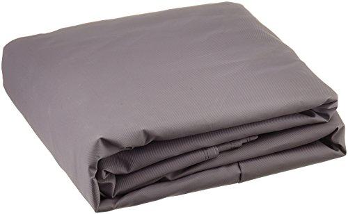 Tepro Universal Grillabdeckhaube für Smoker, groß, taupe, 89 x 172.2 x 147.3 cm, 8708