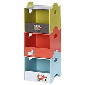 labebe bo te rangement enfant rangement jouet 2 en 1. Black Bedroom Furniture Sets. Home Design Ideas