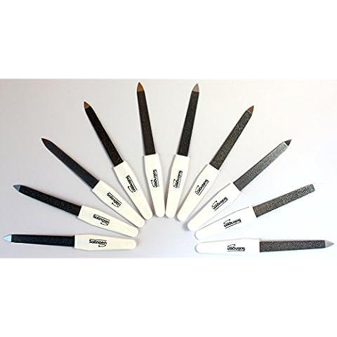 Lima unghie 15,2cm in Solingen Frecce del chiodo Manicure & Pedicure Cura delle unghie - 20 pezzi - 20 Frecce