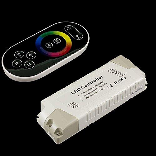 230V LED Touch RGB-Controller für LED Leiste Streifen Stripe dimmbar -