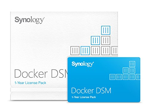 Synology Docker Dsm 1 License