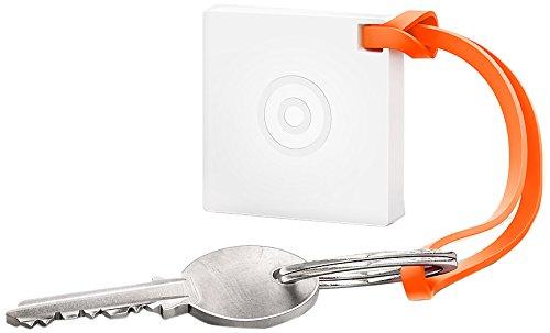 Nokia Treasure Tag Mini - Dispositivo de rastreo, blanco
