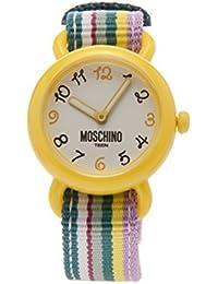 Moschino Reloj de cuarzo Fashion Must Go On Multicolor 28  mm