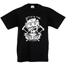 lepni.me T-Shirt per bambini Skate Or Die Trying