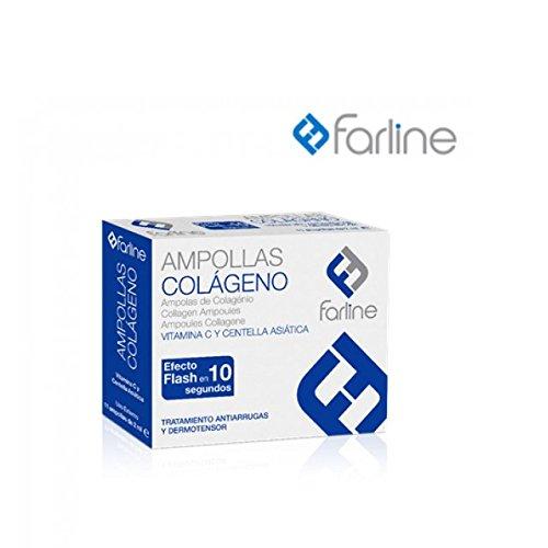 Ampollas Colágeno Efecto Flash
