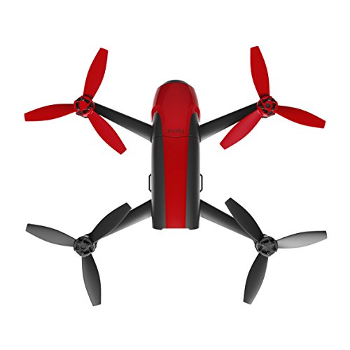 Parrot Bebop 2 und Skycontroller Drone schwarz/rot - 5