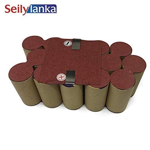 Seilylanka Für SNAP-ON18V 3000mAh Akku Ni MH CTB4185 CTB4187 REBUILD KIT Batterie Werkzeugakkus Batterie-snap