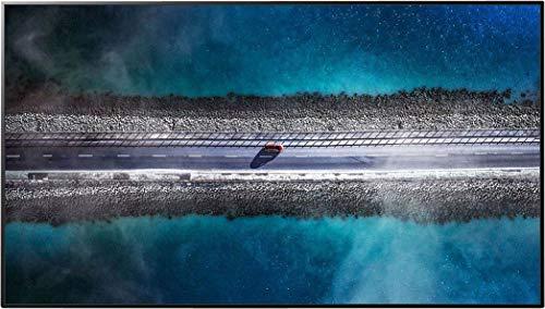 TV OLED 4K 164 cm LG OLED65W9 - Téléviseur OLED 65 pouces - TV Connectée : Smart TV - Netflix - Tuner TNT/Câble/Satellite