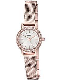 Amazon De Pulsera esGuess Rosa Relojes Mujer g6yYbf7