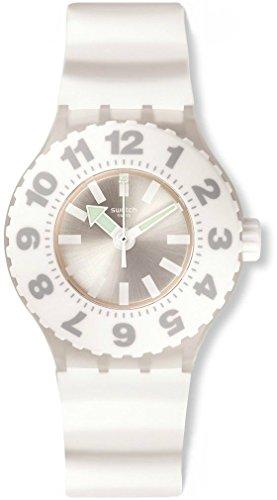 SWATCH orologio Solo Tempo Unisex Die Weisse SUUK114
