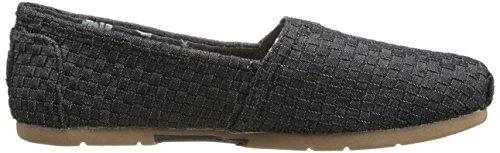 Flotteurs De Skechers Chill Luxe Chaussure Black Check