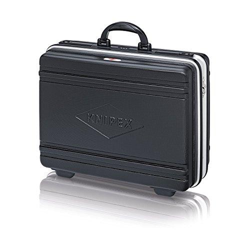 """KNIPEX 00 21 05 LE Werkzeugkoffer """"Basic"""" leer"""