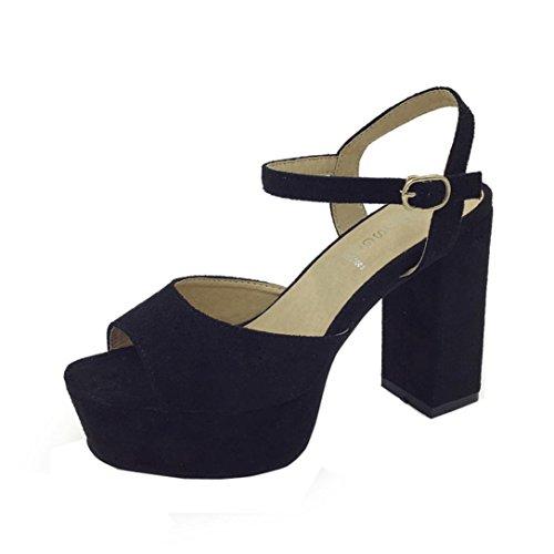 Selección de zapatos para mujer fiesta para ti 4bba05ed588d