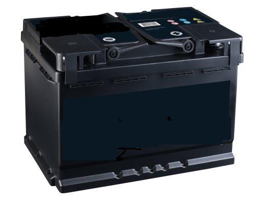 Batterie auto 12V 60Ah 540A TOPCAR N°3 Plus