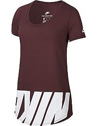 Camiseta Nike – Sportswear Advance 15 granate/blanco talla: S (Small)