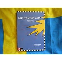 Rivstart B1+B2  Textbok med cd