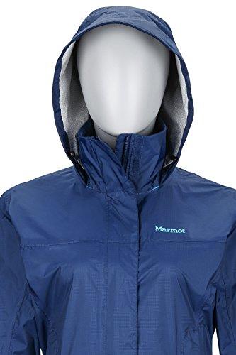 Marmot Damen Jacke Wm's Precip Jacket, Arctic Navy, XS - 5