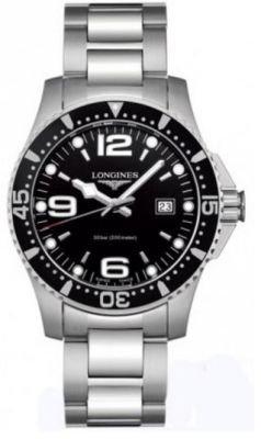 longines-mens-steel-bracelet-case-swiss-quartz-black-dial-analog-watch-l37404566