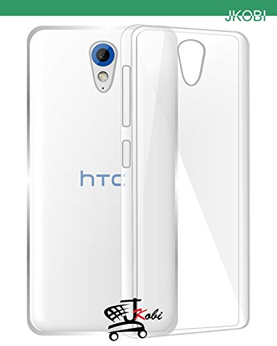 Exclusive Soft Silicone TPU Jelly Transparent Crystal Clear Case Soft Back Case Cover For HTC Desire 620 / 620G Dual Sim