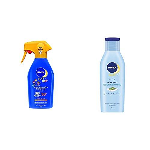 Nivea Sun Kids   Spray solar niños hidratante FP50+