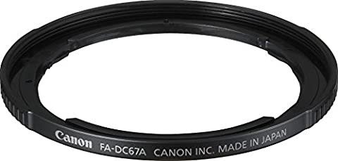Canon FA-DC67A Filteradapter, 67mm, für PowerShot SX30