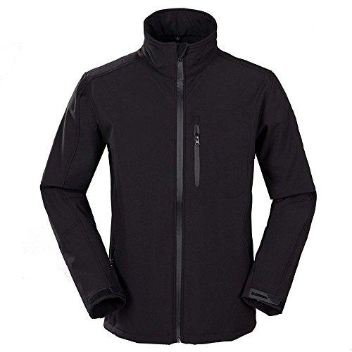 Uglyfrog Bike Wear Softshell Jacken Herren Windkapuze Radsport Camping & Outdoor Bekleidung Full Zip...