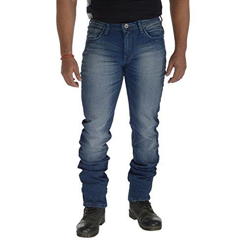 Van Heusen Men's Cotton Blue Jeans