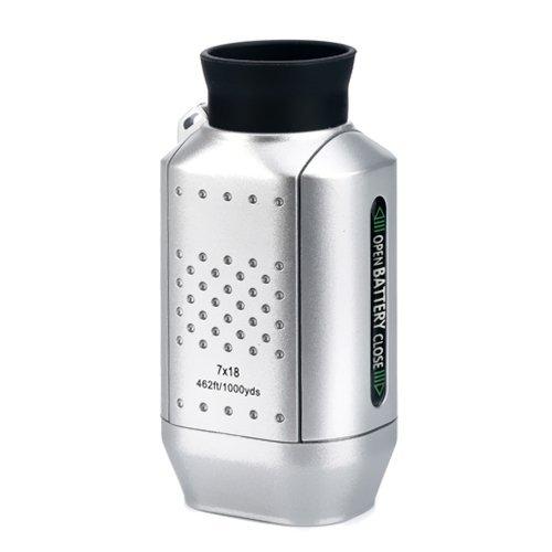 HDE Golf Scope Digital Range Finder 0–1000yds 7x Vergrößerung