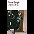 Lettres à Yves: De Pierre Bergé à Yves Saint Laurent