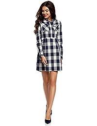 best loved 8edea cbbe0 Amazon.it: camicia a quadretti - Vestiti / Donna: Abbigliamento
