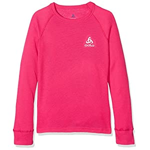 Odlo Kinder Shirt L/S Crew Neck Warm Kids Unterhemd