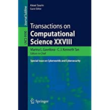 Transactions on Computational Science XVIII: Special Issue on Cyberworlds