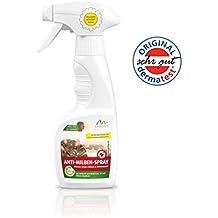 Gardigo Anti-Milben-Spray 100% pflanzlicher Schutz, 250 ml, Milbenspray, Milbenmittel - mit dem Wirkstoff aus der Natur!