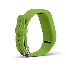 Bemodst Cinturino per Garmin Vivofit 3, Cinturini di Ricambio in Silicone Sport Bracciale da Polso